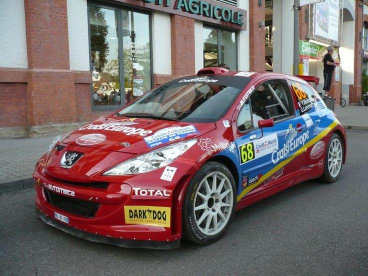 PEUGEOT 207 S2000 n°68 Rallye de France-Alsace