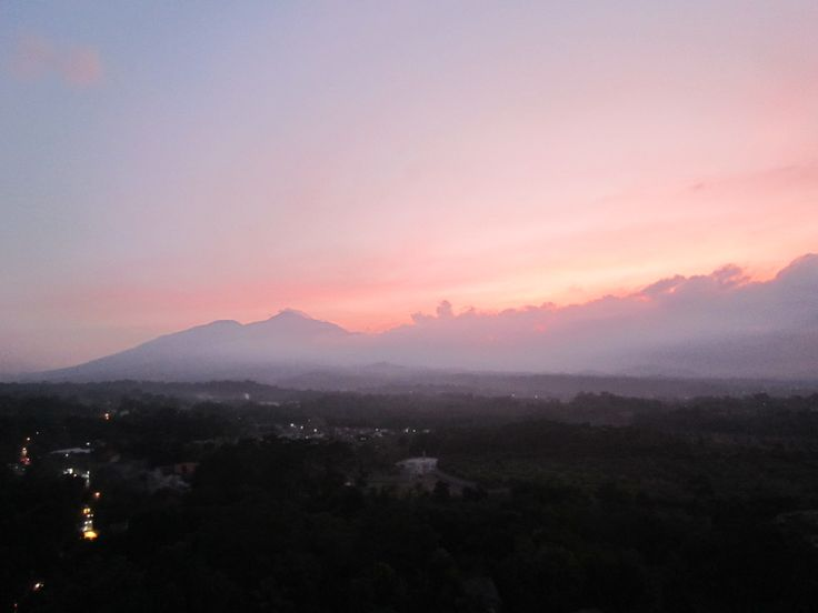 view at ngembel sekaran semarang indonesia