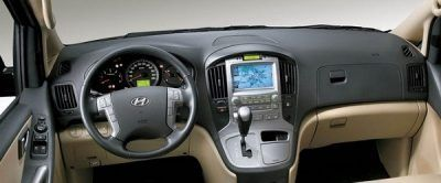Navigatie auto Hyundai H1 2014-