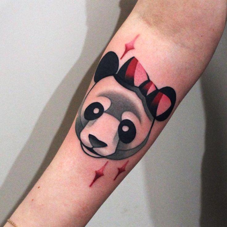 362 Best Panda Tattoos Images On Pinterest