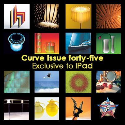 """Curve Issue forty-five is the first exclusive """"Best of"""" Curve edition ever published. It is also the first app-only edition of Curve."""