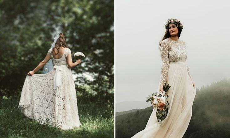 11 saker du borde veta innan du börjar leta efter den perfekta brudklänningen