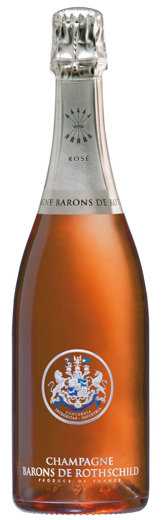 Barons de Rothschild Rose Champagne