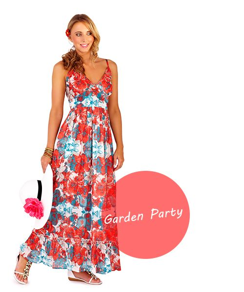 17 Best ideas about Garden Party Outfits on Pinterest | Garden party dresses Garden dress and ...