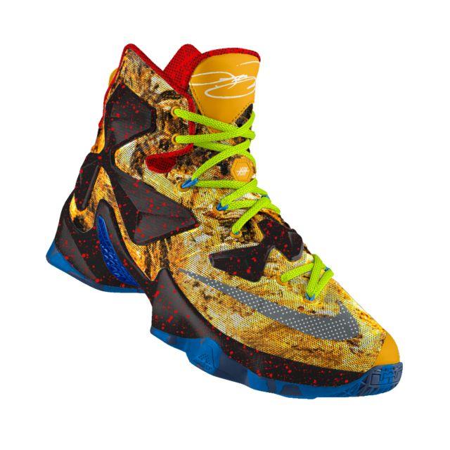 Sapatilhas de basquetebol LeBron XIII iD para homem