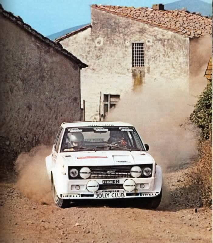 Fiat 131 rallye