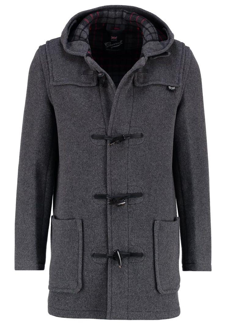 Gloverall Krótki płaszcz grey