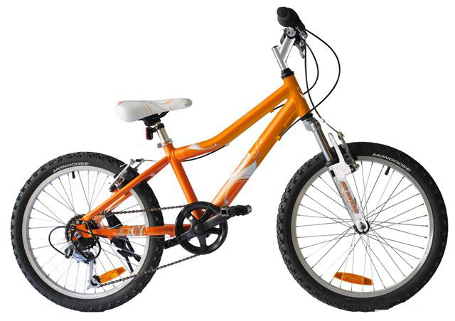"GT Mach One Expert 20"" Boys BMX Bike"