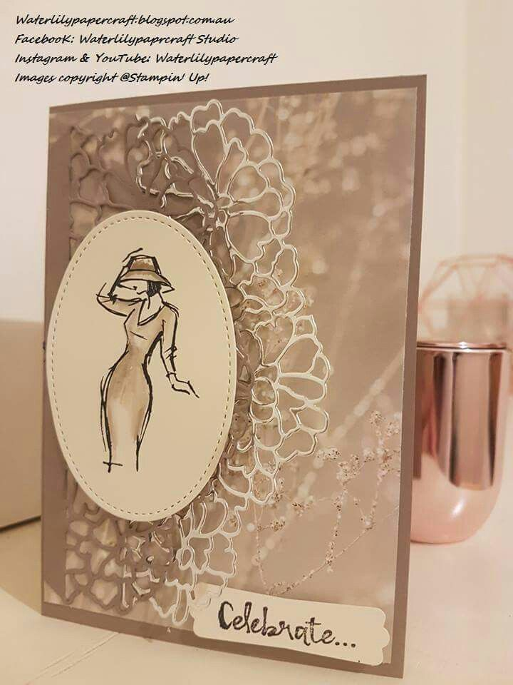Stampin' Up! Beautiful You Cards Stampin Up Stamping