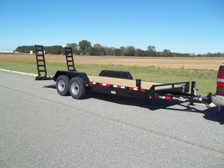 1000 Images About Equipment Trailers On Pinterest