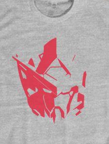 Gundam Exia - V-neck