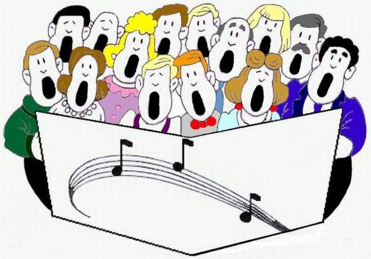 13 best church choir clip art images on pinterest song notes rh pinterest com children's church choir clipart children's church choir clipart