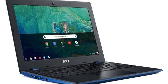 Acer Chromebook 11 2018 With 11.6-inch Display at CES 2018