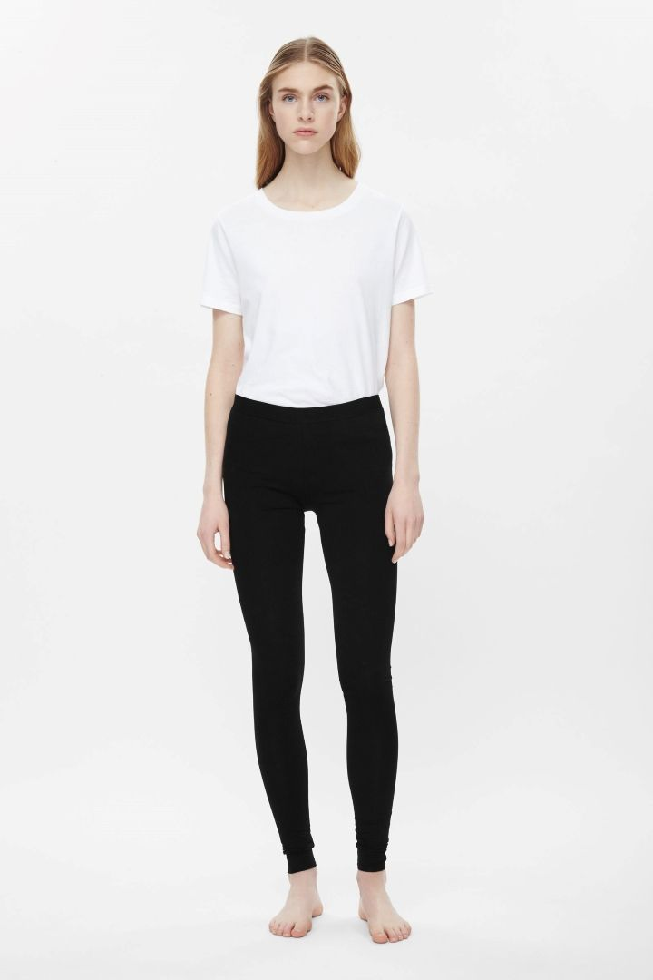 COS | Leggings with elastic waistband