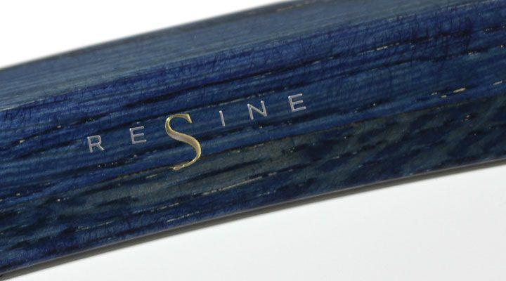 Design washbasin blue Pairé - brand zoom