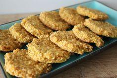 Zin in een super eenvoudig koekje zonder toegevoegde suikers? Maak dan deze Mango Gemberkoekjes! Met slechts 3 ingrediënten. Wanneer je havermout gebruikt dat niet in aanraking is geweest met gluten tijdens het fabrieksproces, dan zijn de koekjes ook nog eens glutenvrij! Wat heb je nodig? 1 rijpe Mango 20 gram verse Gember 125 gram Havermout …