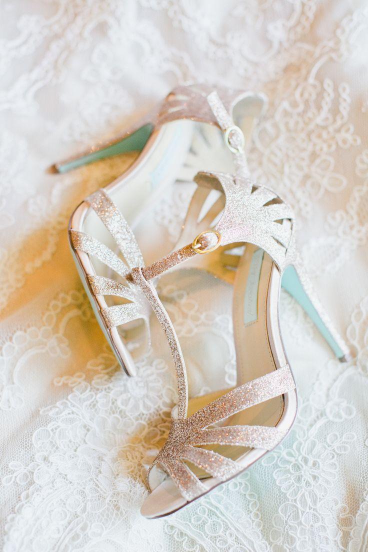 Gold dress bridesmaid flats
