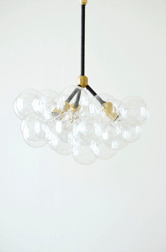 14 best Lighting images on Pinterest | Chandeliers, Bubble ...