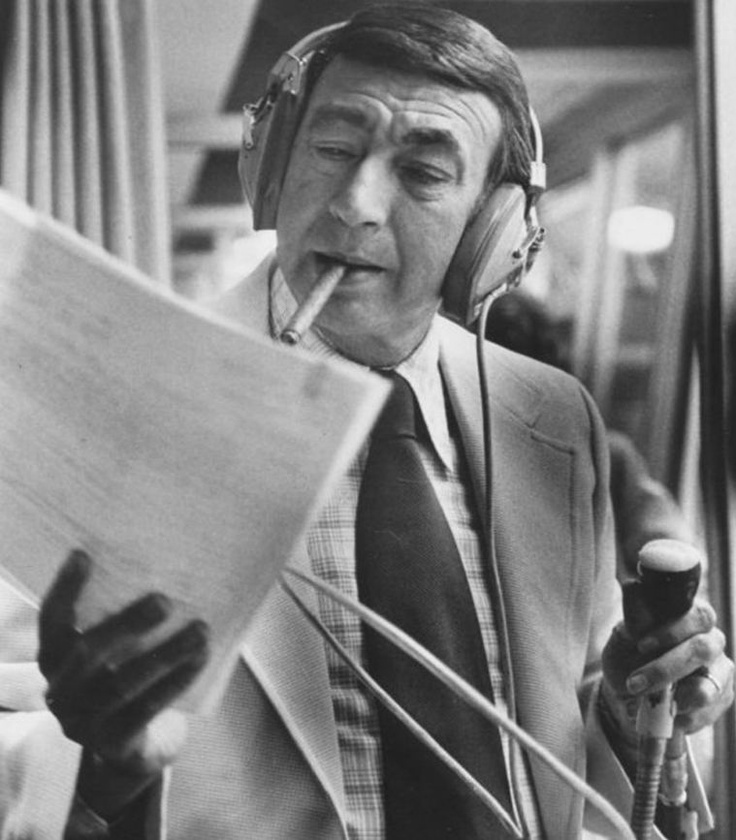 Howard Cosell - The most legendary name in sports broadcasting. Wide World of Sports, Monday Night Football, and Muhammad Ali.