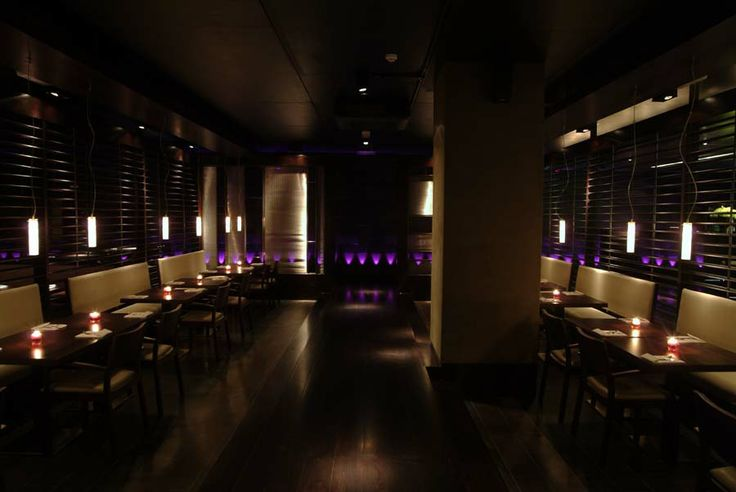 Mint Leaf Lounge - archive shot of the work of into lighting #restaurant #lighting #design