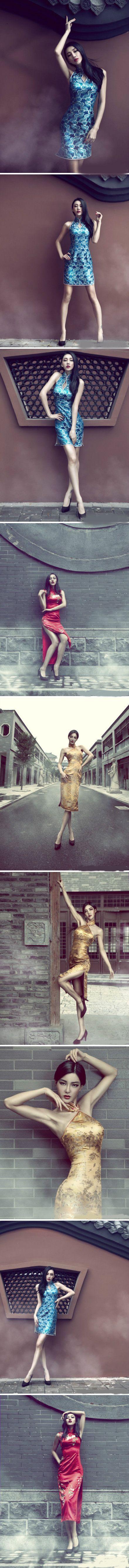 qi pao, 旗袍, chinese dress