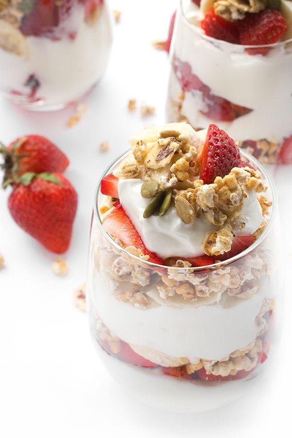 1000+ images about Mousse, Pudding, Parfait on Pinterest ...