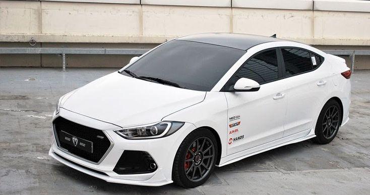 Hyundai Elantra M&S Tuning – Shelby McWhorter