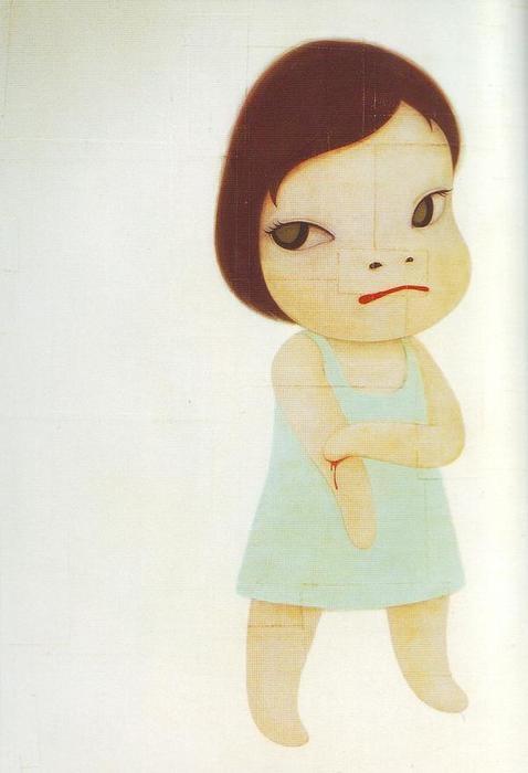 Yoshimoto Nara 'A Slight Fever'