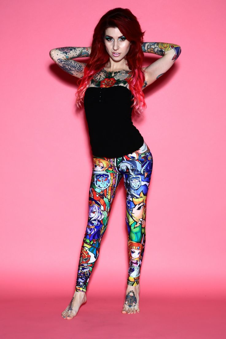 Zelda leggings I am now a proud owner of a pair thanks to my baby. @reznik00