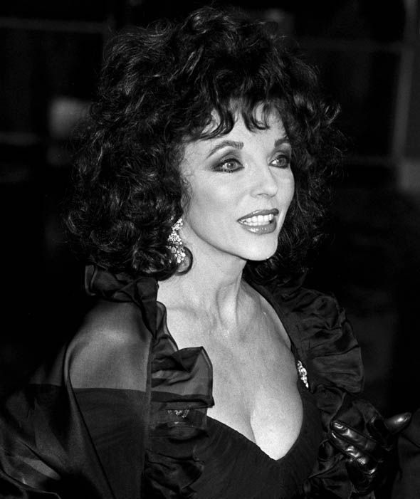 189 Best Images About Joan Collins On Pinterest