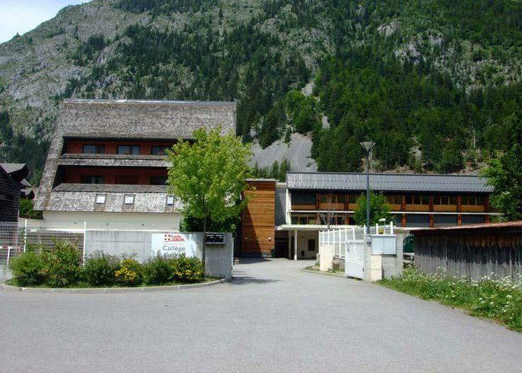 Le collège Val d'Abondance. ©CG74