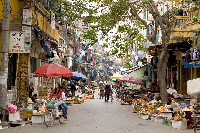 Haiphong Market