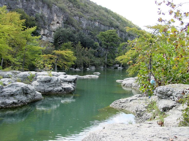 Paradise Canyon Rio Medina Texas Places I Have Visited
