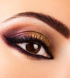 Brown Eyes for fall