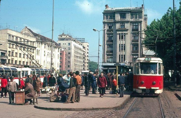 Piata Sf. Gheorghe, 1973