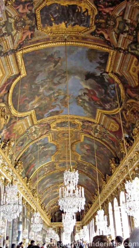 Palace of #Versailles