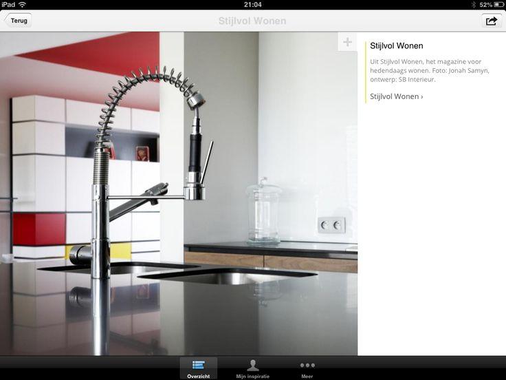 Inspiratie Vanuit De App Van Rtl Woonmagazine · Modern Kitchens