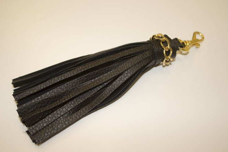 Whips & Chains Tassel by IWOULKILL4 on Etsy