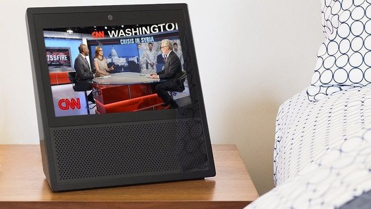 Amazon Echo Show Is The New Alexa Device With A 7 Inch Display