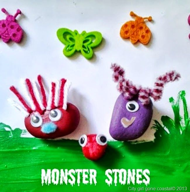Stone Craft Ideas