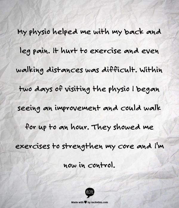 - Jay Speak. (Physio, Greg Brien Physiotherapy, New Plymouth)