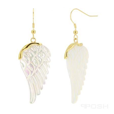 POSH Vibe- Memory - Earrings