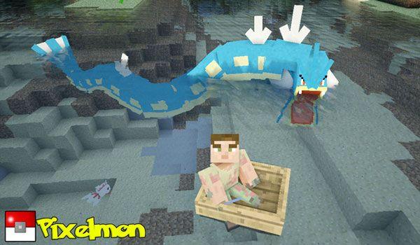 Pixelmon Mod para Minecraft 1.4.6