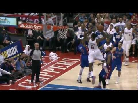 Which dunk deserves the top spot on the dunks of the season list?  Take a look back at Harrison Barnes HUGE facial versus DeAndre Jordan's BIG oop.  Visit nba.com/video for more highlights.