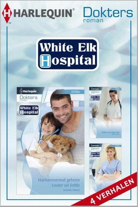 White Elk Hospital  Nu compleet in één e-bundel: de miniserie White Elk Hospital van DIANNE DRAKE. Ook in een klein ziekenhuis als het White Elk Hospital lopen de gemoederen soms hoog op... Deze e-bundel bevat de volgende boeken: (1) KUS VAN DE DOKTER (2) DOKTER VAN HAAR HART (3) HARTVEROVEREND GEHEIM en (4) LOUTER UIT LIEFDE. Deze boeken zijn ook los verkrijgbaar.  EUR 9.99  Meer informatie  http://ift.tt/2oZp8e8 #ebook