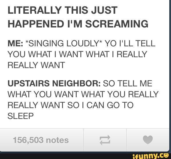 funny, neighbor
