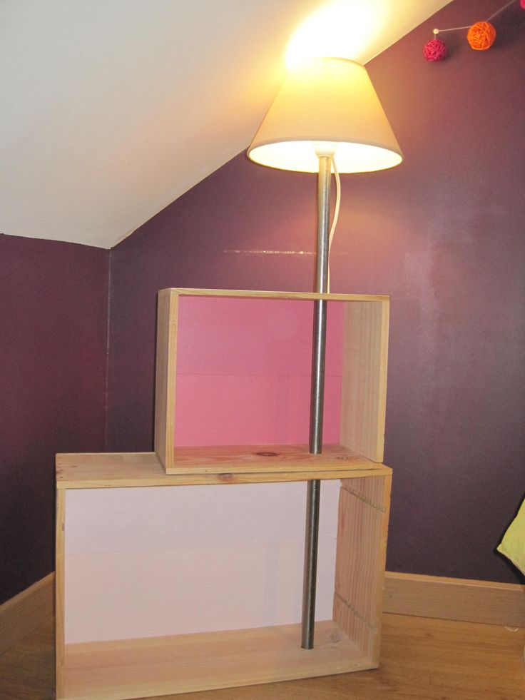 1000 images about mini caisse table de chevet on for Decoration des chambres de nuit