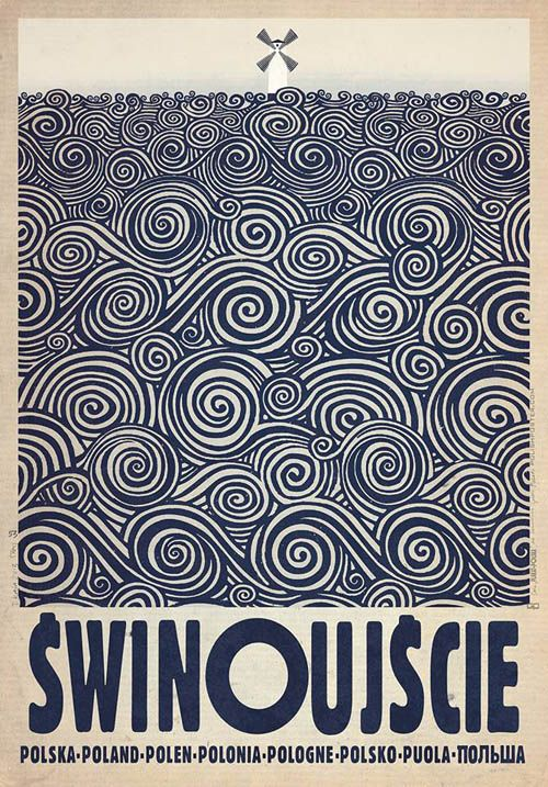 Swinoujscie, Polish Promotion Poster