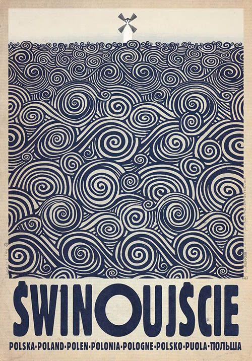 Ryszard Kaja Świnoujście Polska | Polish Promotion Poster