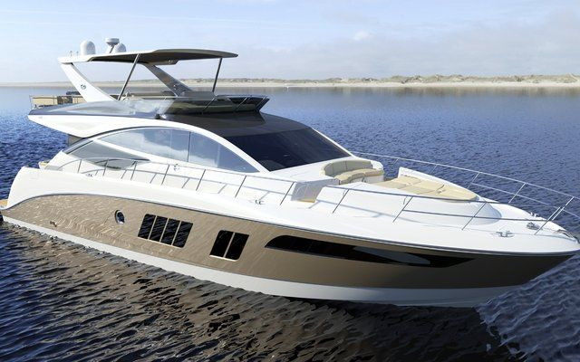 Sea Ray introduces the Sea Ray L650 Fly